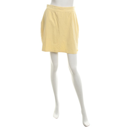Burberry Trouser skirt in yellow