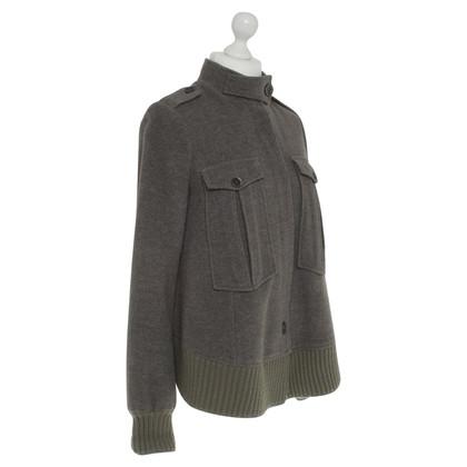 Patrizia Pepe Jacket in Gray