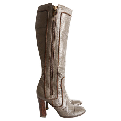 Stella McCartney Patent leather boots