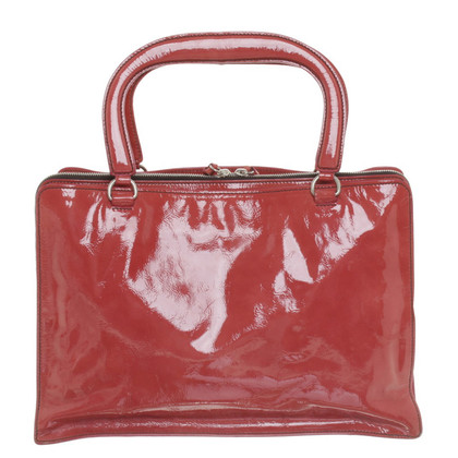 Miu Miu Handtas Patent Leather