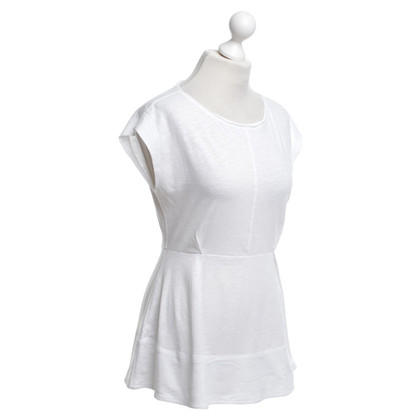 Schumacher Top in white