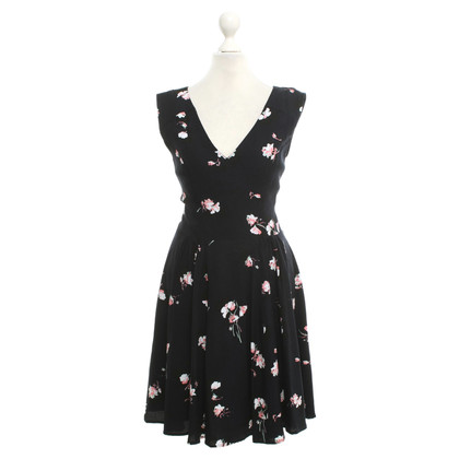 French Connection Dress with a floral pattern