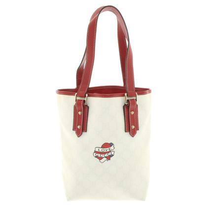 Gucci Handbag with guccisima pattern