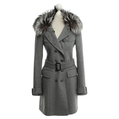 Burberry Coat in grey