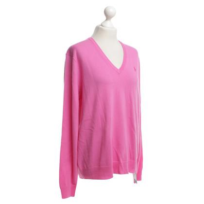 Ralph Lauren Cashmere sweater in pink