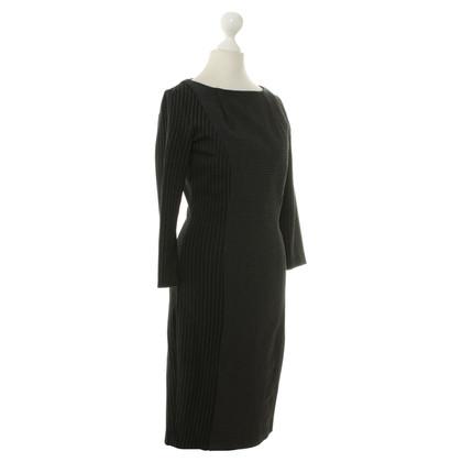 Thomas Rath Kleid mit Nadelstreifen
