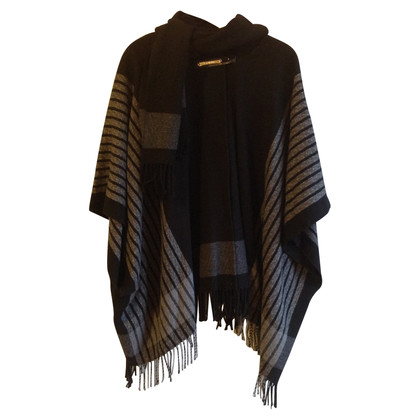 Patrizia Pepe Cape with stripes