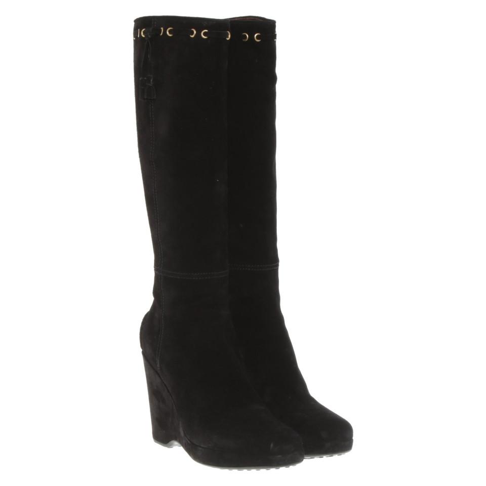 Car Shoe Laarzen in zwart