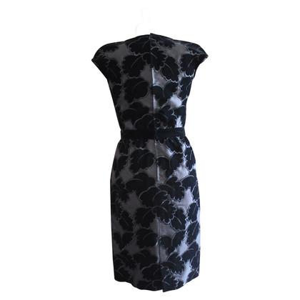 Valentino Dress in vintage silk and velvet