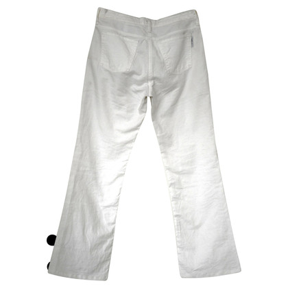 Armani Collezioni Pantaloni in bianco