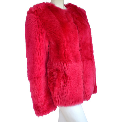 Escada Reversible jacket made of lamb fur