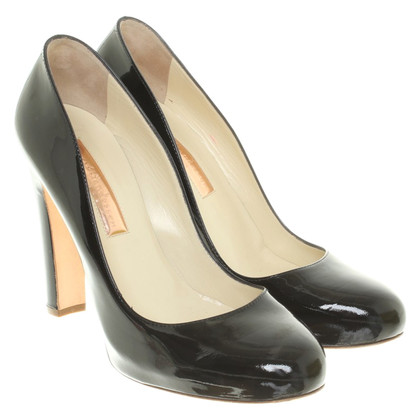 Rupert Sanderson pumps in patent leather