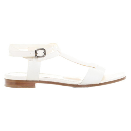 Jil Sander Sandals in cream
