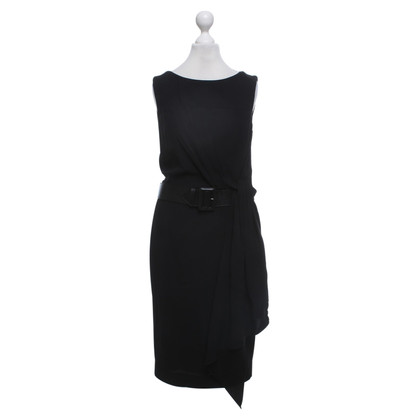 Christian Dior Silk dress in black