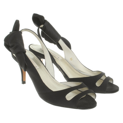 Dorothee Schumacher Slingback sandals in black