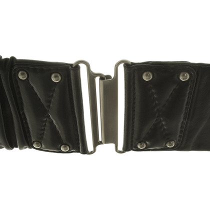 Miu Miu Belt in black