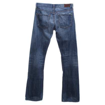 Citizens of Humanity Bootcut Jeans Destroyed