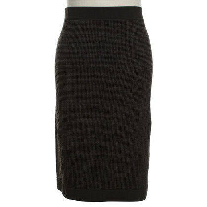 Wolford Pencil skirt in dark brown