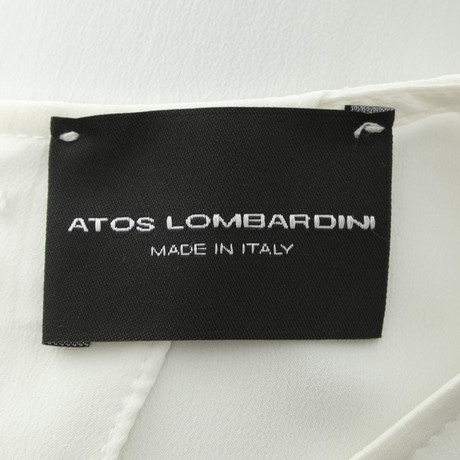 Lombardini T Shirt Andere Wei Marke Andere Marke Atos Atos in nxqXfHwH