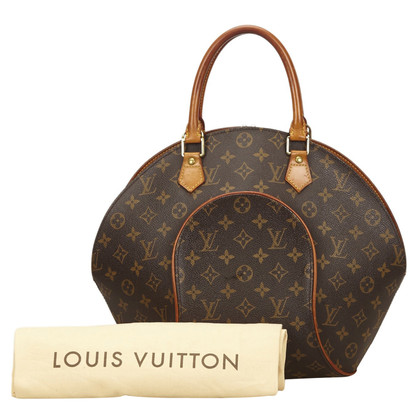 "Louis Vuitton ""Ellipse MM Monogram Canvas"""