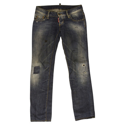 Dsquared2 Pantalon en denim