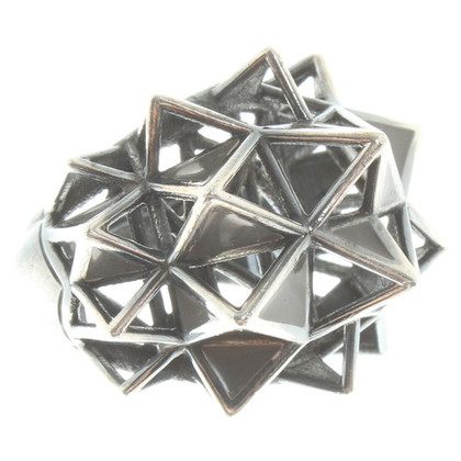 Bottega Veneta Ring with geometric design