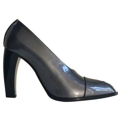 Jil Sander Lackleder-Pumps