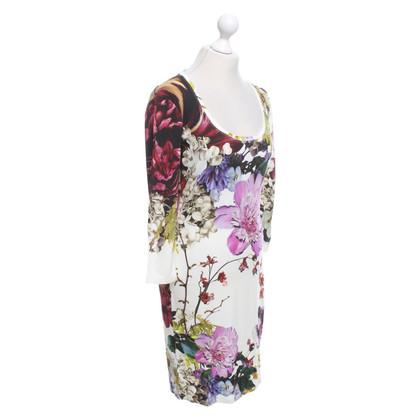 Roberto Cavalli Dress in colorful