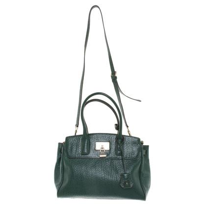 fendi bags outlet online ibyl  DKNY Handbag in green DKNY Handbag in green
