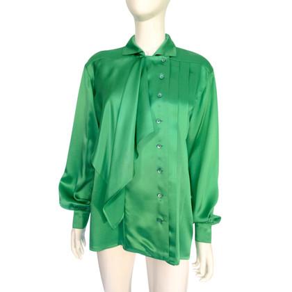 Escada zijden blouse