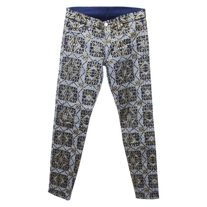 7 For All Mankind Jeans with print