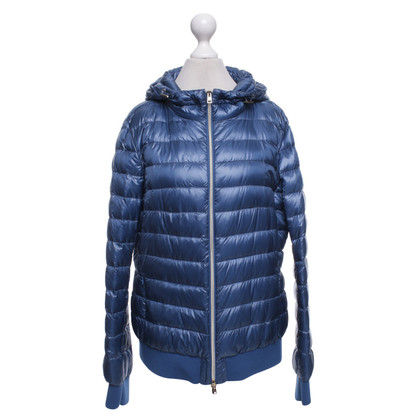 Herno Quilted jacket in blue