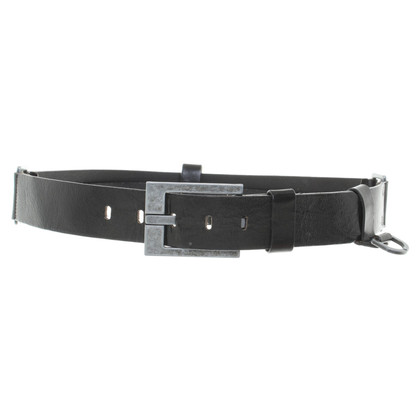 Dolce & Gabbana Articulated leather belt