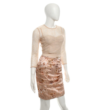 Elisabetta Franchi Dress with pattern