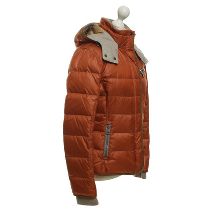 Mabrun Down jacket in orange