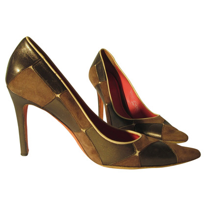 Judith Leiber Leather pumps. Value EUR 750