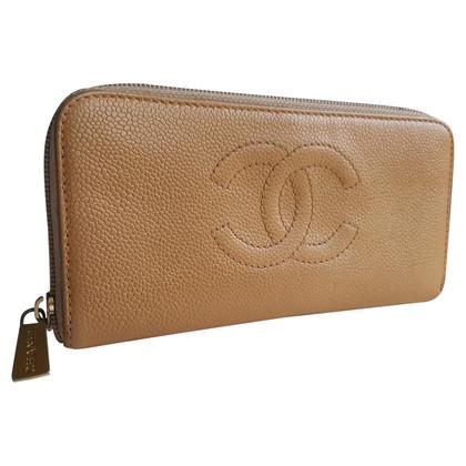 Chanel Chanel caviar wallet
