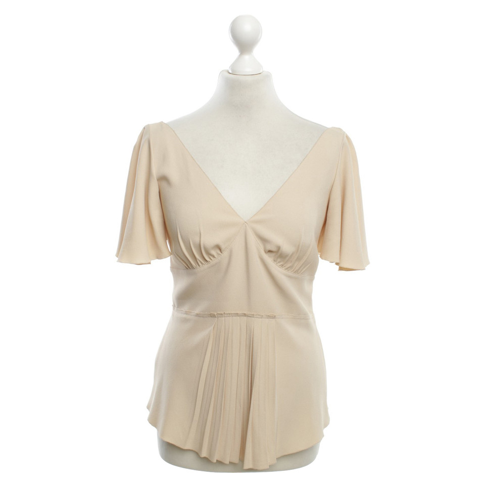 Prada Blouse in beige