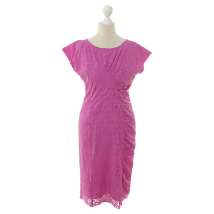 Nina Ricci Lace dress in pink