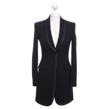 Dolce & Gabbana Lungo Blazer in Black