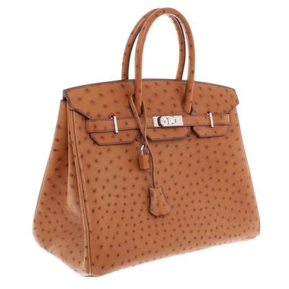 """Hermès """"Birkin Bag 30 struzzo"""""""