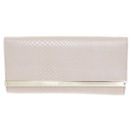 Jimmy Choo Clutch in Nude