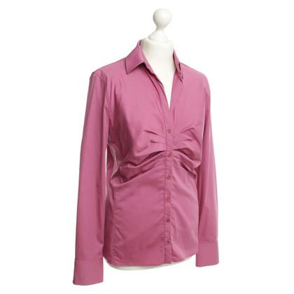 René Lezard Blouse in pink