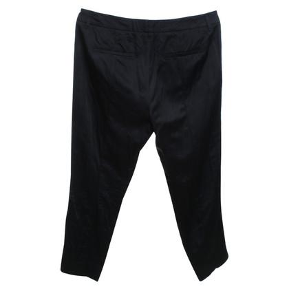 Schumacher trousers in black