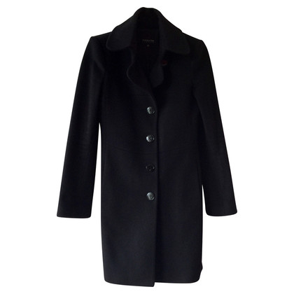 Patrizia Pepe Black coat wool
