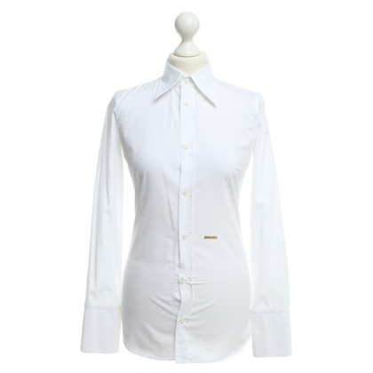 Dsquared2 Blouse in white