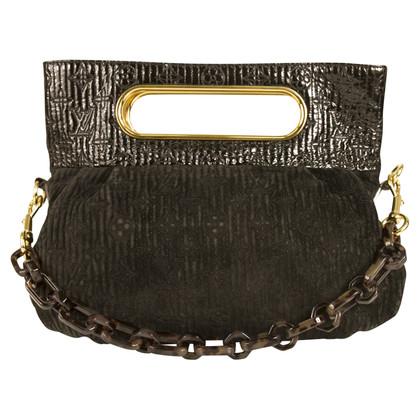 Louis Vuitton Handtas in zwart