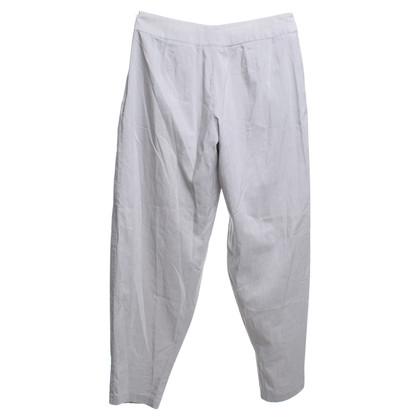 Kenzo Pantaloni con motivo a strisce