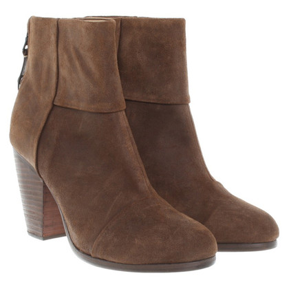 Rag & Bone suede Boots