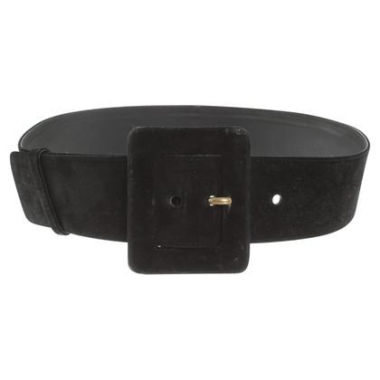 Yves Saint Laurent Belt in black